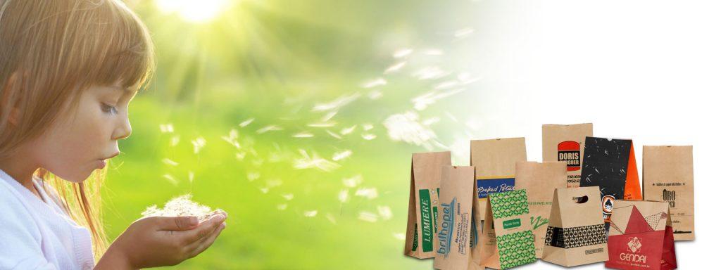 Sacos Kraft - Ricapel Embalagens