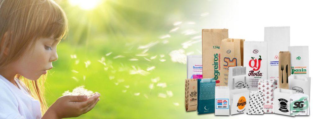 Saquinhos para Diversos Segmentos - Ricapel Embalagens
